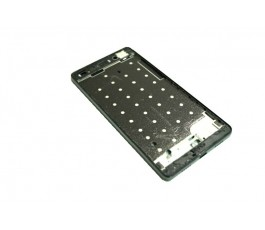 Carcasa intermedia para Huawei Ascend P8 Lite negra de desmontaje