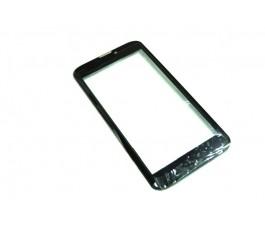 Pantalla tactil con marco para Selecline Smartphone 6 negra