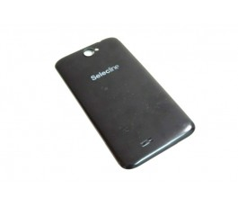 Tapa trasera para Selecline Smartphone 6 MW6617 negra
