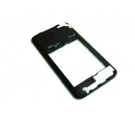 Carcasa intermedia para Selecline Smartphone 6 MW6617 negra