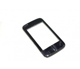 Pantalla tactil con marco para Selecline VS351 857304 negra