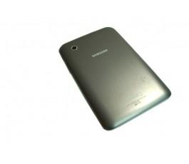Tapa trasera para Samsung Galaxy P3100 P3110 marron de desmontaje