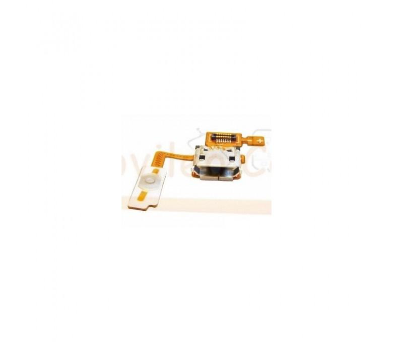 Flex Boton de Encendido y Conector de Carga para Lg Optimus Black P970 - Imagen 1