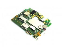 Placa base con vibrador y flex botones para Qilive MID50Z0 libre de desmontaje