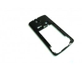 Carcasa intermedia para Qilive MID50Z0 negra de desmontaje