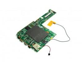 Placa base con antena y micrófono para Wolder MiTab Iron