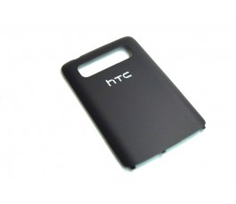 Tapa trasera para HTC Desire HD7 negra