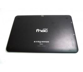 Tapa trasera para Fnac Tablet 3.0 Plus 3G Bq Edison 2 3G negra