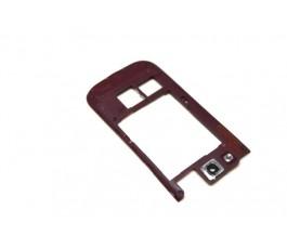 Carcasa intermedia para Samsung Galaxy S3 I9300 roja de desmontaje