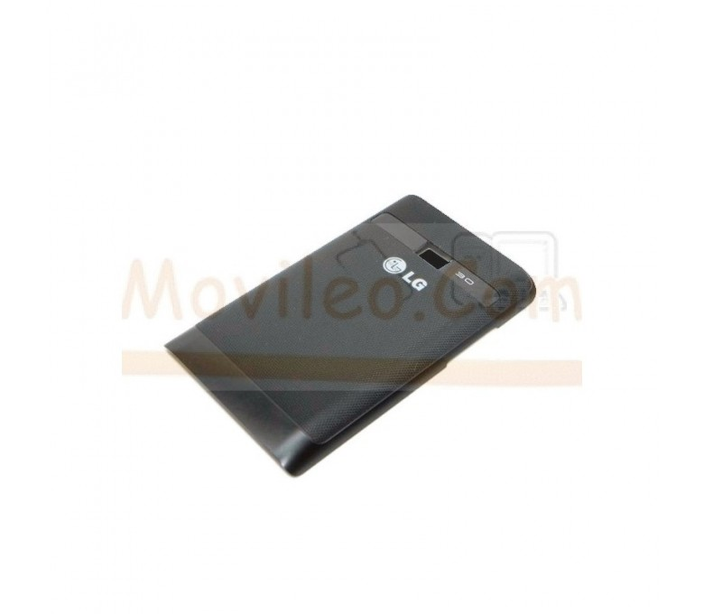 Tapa Trasera Negra Lg Optimus L3 E400 - Imagen 1