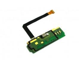 Modulo antena vibrador y micrófono para Bq Aquaris 4.5 de desmontaje