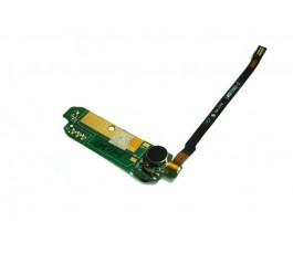 Modulo antena vibrador y micrófono para Bq Aquaris 5 HD de desmontaje