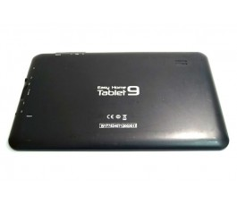 Tapa trasera para Best Buy Easy Home Tablet 9 negra
