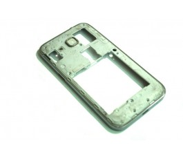 Carcasa intermedia para Samsung Galaxy Core Prime G360F plata de desmontaje