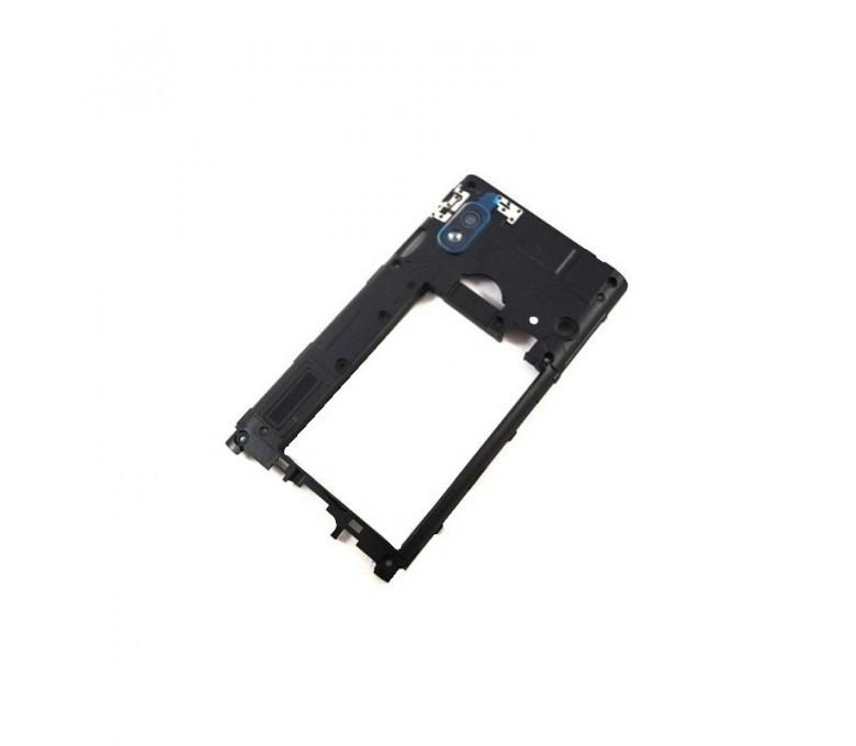 Marco Intermedio para Lg Optimus L5 E610 Negro - Imagen 1