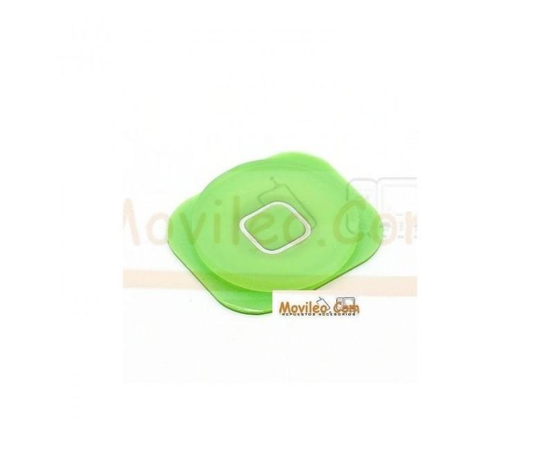 Botón de menú home verde para iphone 5 - Imagen 1