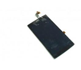 Pantalla completa lcd display y tactil para Acer Liquid Z500 negra