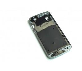 Marco pantalla para Samsung Express 2 G3815 gris de desmontaje