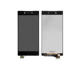 Pantalla completa táctil y lcd para Sony Xperia Z5 Premium negra