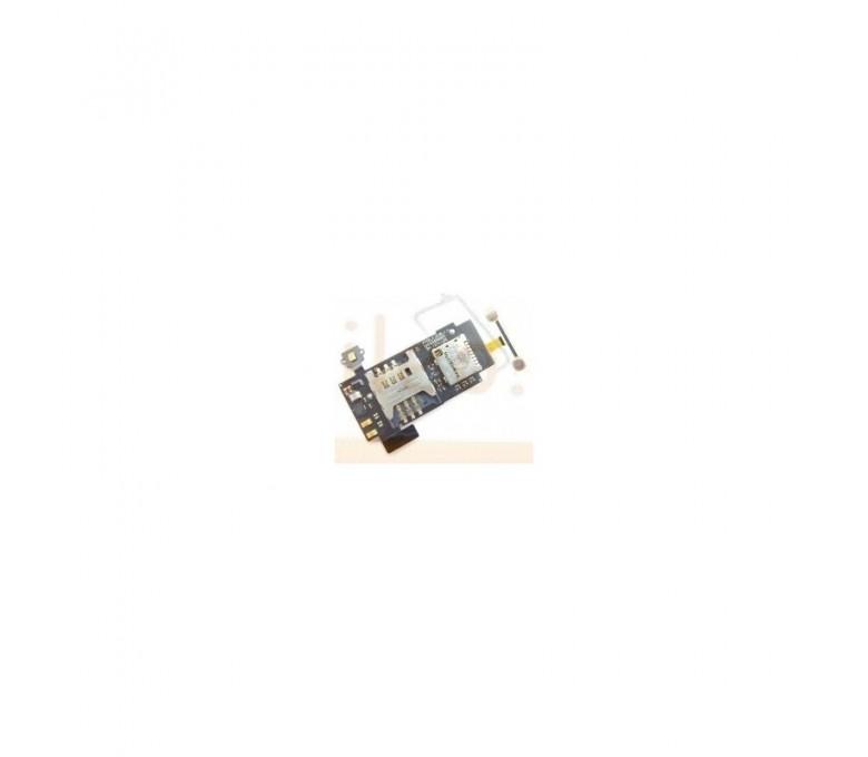 Modulo Lector Sim, Micro SD y Volumen para Lg Optimus L7 P700 - Imagen 1