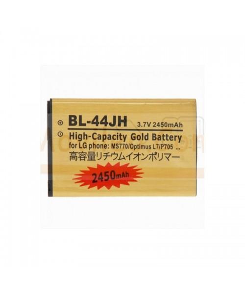 Bateria Gold de 2450mAh para Lg Optimus L7 P700 P705 - Imagen 1