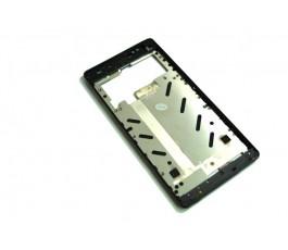 Marco pantalla para Selecline 864882 M5032-1 negro