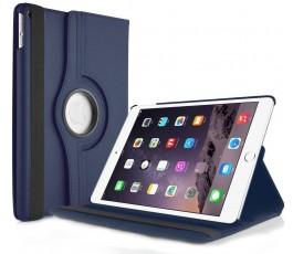 Funda libro polipiel para iPad Pro azul