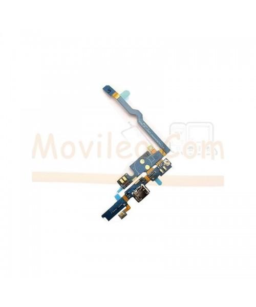 Flex Conector de Carga y Microfono para Lg Optimus L9 P760 - Imagen 1