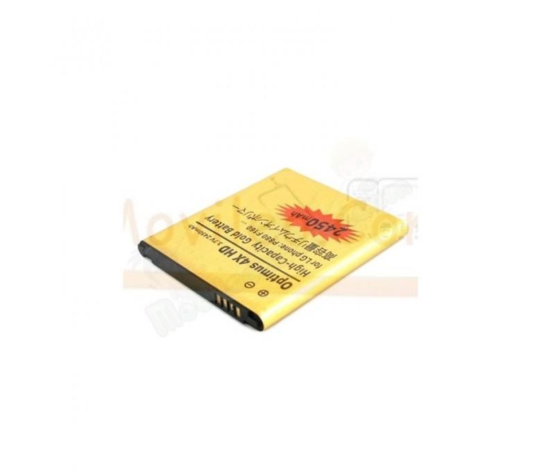 Bateria Gold de 2450mAh para Lg Optimus L9 P760 P880 F160 - Imagen 1