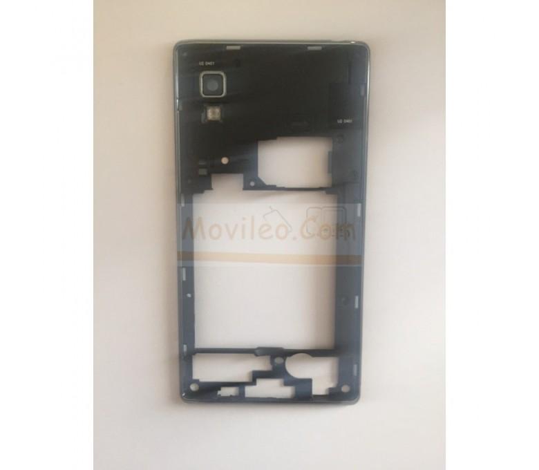 Marco Intermedio Negro para Lg Optimus L9 P760 - Imagen 1