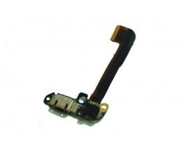 Flex conector carga y micrófono para HTC One M7 801e de desmontaje