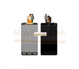 Pantalla Completa Lg Optimus G E975 E973 E971 Negra - Imagen 1