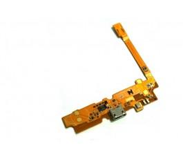 Flex conector carga y micrófono para Lg L70 D320 L65 D280 original