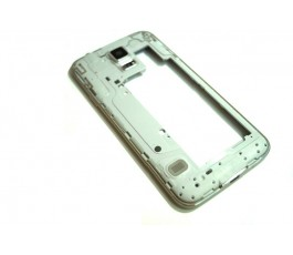 Carcasa intermedia para Samsung S5 Neo G903F gris original