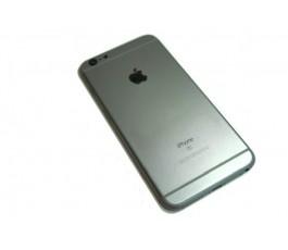 Carcasa chasis para iPhone 6s Plus de 5.5 pulgadas gris espacial