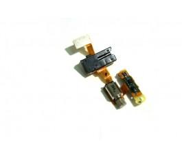 Flex jack audio y vibrador para Huawei Ascend P7 original