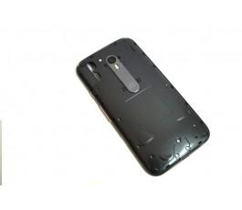 Carcasa intermedia para Motorola Moto G3 XT1540 XT1541 negra original