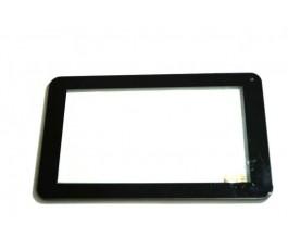 Pantalla tactil con marco para Memup SlidePad 704DC original
