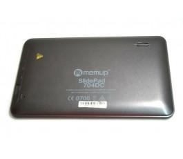 Tapa trasera para Memup SlidePad 704DC gris original