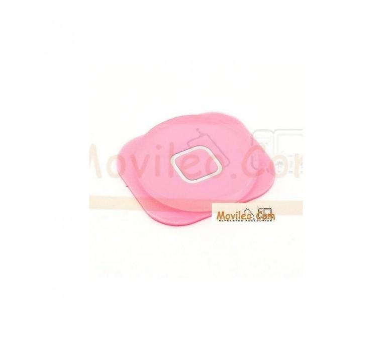 Botón de menú home rosa para iphone 5 - Imagen 1