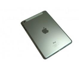 Carcasa tapa trasera para iPad Mini 2 3G plata