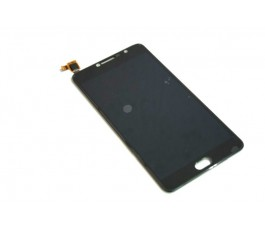Pantalla completa lcd display y tactil para Vodafone Smart Ultra 7 negra