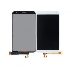 Pantalla completa lcd display y tactil para Huawei MediaPad X1 blanca