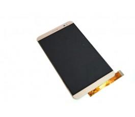 Pantalla completa lcd display y tactil para Huawei MediaPad X1 dorada