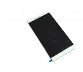 Pantalla completa lcd display y tactil para Huawei Ascend P8 Max blanca