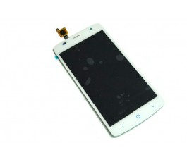 Pantalla completa lcd display y tactil para Zte Blade L5 Plus blanca