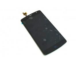 Pantalla completa lcd display y tactil para Zte Blade L5 Plus negra