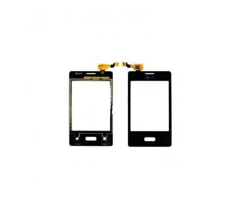 Pantalla Táctil Digitalizador Negro para Lg Optimus L3-II E430 - Imagen 1