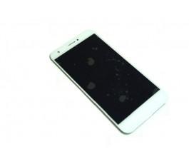 Pantalla completa lcd display y tactil para Zte Blade A512 blanca