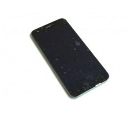 Pantalla completa lcd display tactil y marco Zte Blade A512 negra